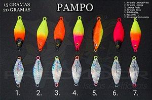 Pampo - Predador