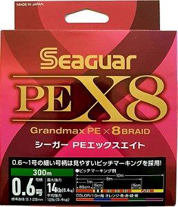Linha Multifilamento Seaguar PE X8