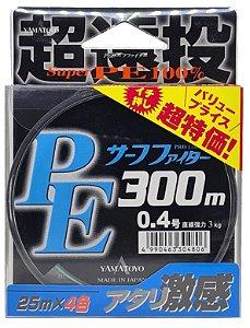 Linha Yamatoyo PE 300m