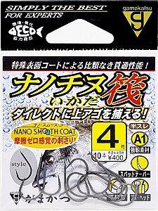 Anzol Gamakatsu A1 Chinu Ikada