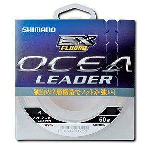 Linha Shimano Fluorcarbon EX Ocea Leader 50m