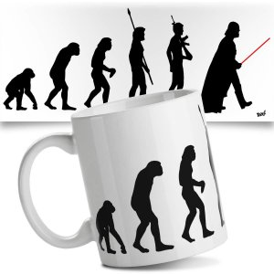 Caneca Geek Evolution