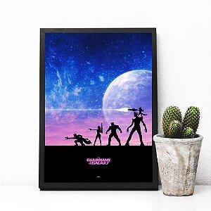 Quadro - Guardiões da Galáxia
