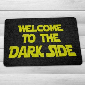 Capacho Ecológico Welcome to the Dark Side