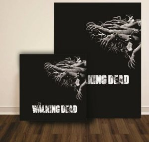 Quadro The Walking Dead