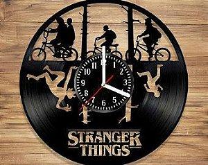 Relógio Stranger Things