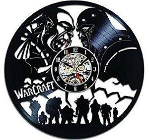Relógio WarCraft