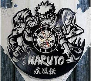 Relógio Naruto Clássico