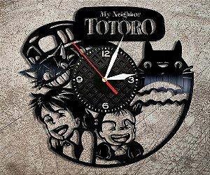 Relógio Totoro