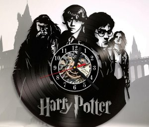 Relógio Harry Potter