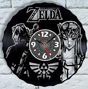 Relógio Zelda