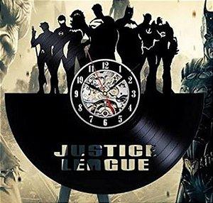Relógio Liga da Justiça