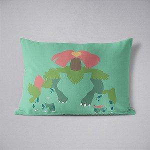 Almofada Bulbasauro Evoluções