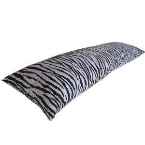 Travesseiro Gigante de Corpo Inteiro Zebra