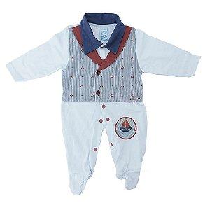Saída Maternidade Marinheiro Sonho Nenê