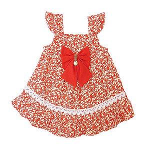 Vestido Grinalda Vermelho