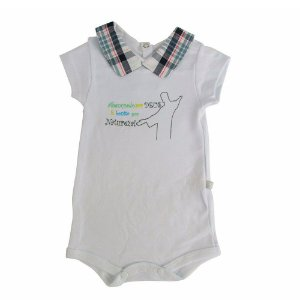 Body Gola Polo Estampa Carioca Java Baby