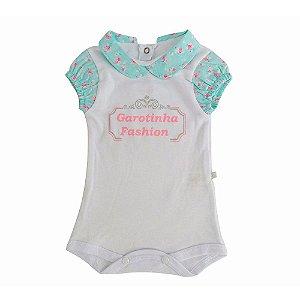 Body Garotinha Fashion Java Baby