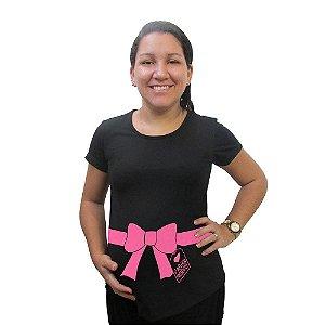 Camiseta Para Gestante Laços de Amor BabyKinha