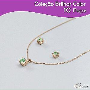 Coleção Brilhar Color - 10 Peças