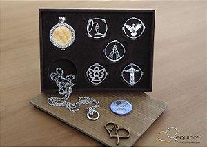 Caixa Religiosa Escolha com Requinte - Monte o seu Look