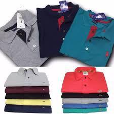 139e14078600a Kit C 10 Camisetas Camisas Gola V Masculina Atacado Revenda ...