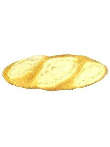 Pão Baguete pequeno  - 1 und.