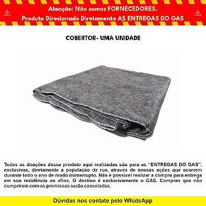 Cobertor para Doação - GAS & Hyundai