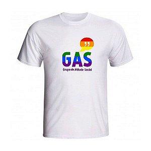 Camiseta GAS Arco-íris