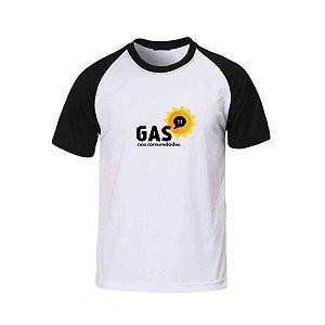Camiseta GAS nas Comunidades