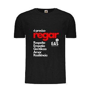 Camiseta R.E.G.A.R. Unissex