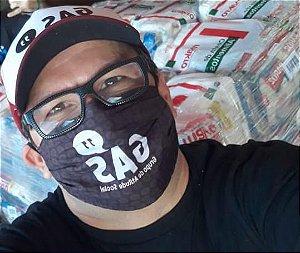Máscara de Proteção Lavável GAS