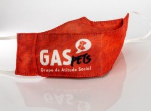 Máscara de Proteção Lavável 3D GAS Pets