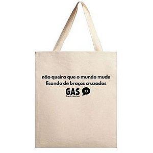 Sacola Ecológica Ecobag GAS Braços