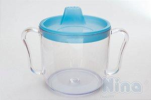 Caneca Infantil Azul