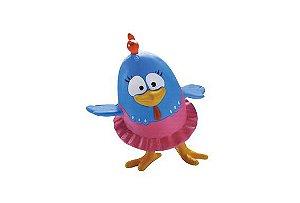 Brinquedo de Latex da Galinha Pintadinha Latoy - Bailarina