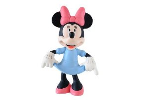 Brinquedo de Latex da Disney Latoy - Minnie