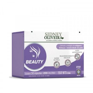 Beauty Sidney Oliveira - 30 caps