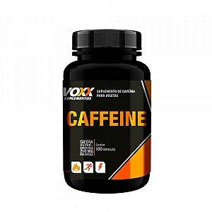 Caffeine Voxx Suplementos - 100 caps