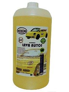 LAVA AUTOS 5 LTS - FAZ 250L  - ANTIALÉRGICO / REVENDEDOR 12 UND