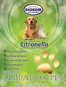 LIMPADOR GERAL REPELENTE COM CITRONELA - NIM - ALOE VERA  2L - CAIXA 6 UND / REVENDEDOR 12 CX