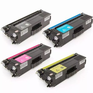 KIT Cartucho de Toner Brother TN 315 310 Compatível (kit 4 CORES)