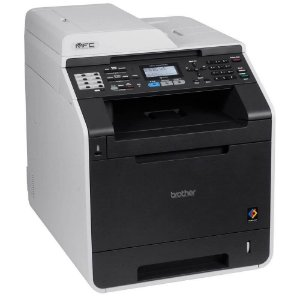 Multifuncional Brother MFC 9460 CDN Laser Color (Semi-novo) (ntk 40)