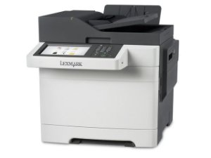 Multifuncional Lexmark Laser Colorida CX 510 de (seminova)