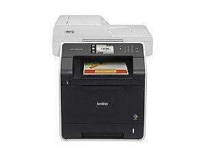 Impressora Multifuncional Brother MFC L 8850 CDW (seminova)