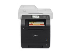 Impressora Multifuncional Brother MFC L 8850 CDW (seminova)