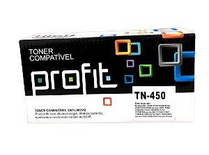 Cartucho de Toner Comp. Brother TN410/TN420/TN450  DCP7065 HL2230 HL2240  2.6K