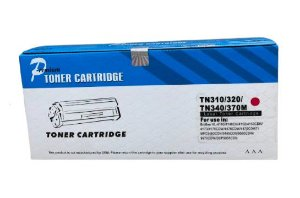 Cartucho de Toner Comp. com Brother TN 310/320/340/370 MAG 1,5K OF .