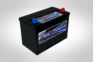 Bateria de competição MAXPOWER 90ah para som automotivo MP-900