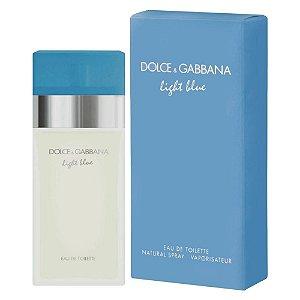Dolce & Gabbana Light Blue EDT Feminino 100ml